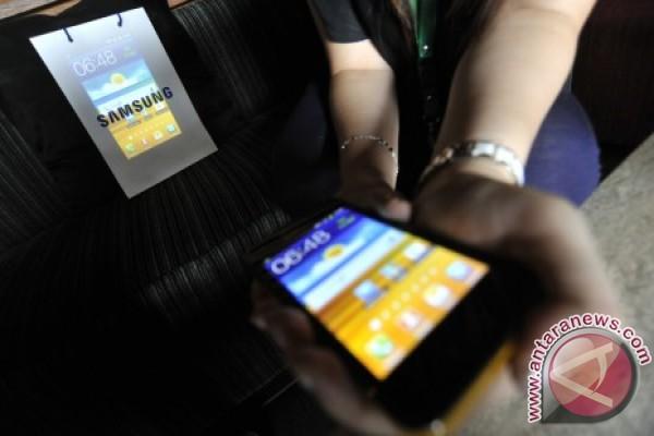 Samsung bidik pasar smartphone berproyektor