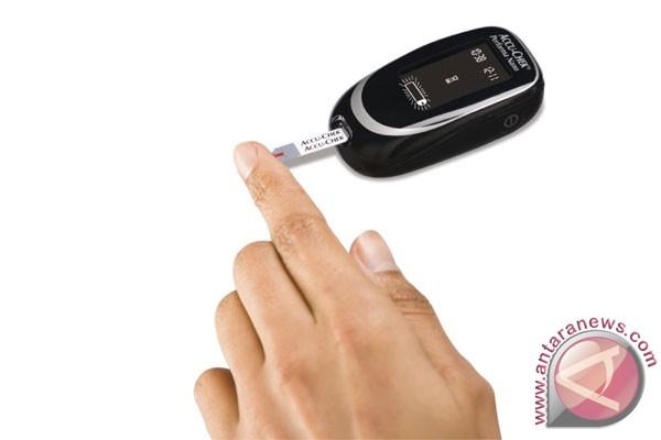 Diabetes tak bisa sembuh, tapi bisa dikelola