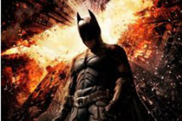 Batman bangkit kembali dalam