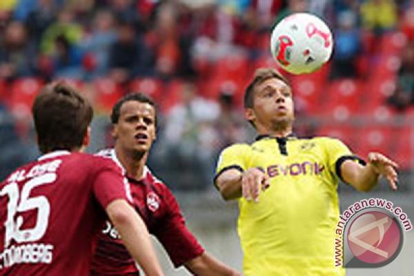 Juara Jerman Dortmund kalah beruntun