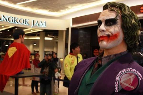 Batman Dark Knight Rises raih box office