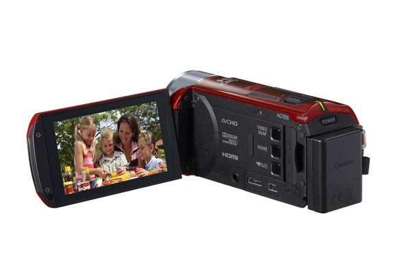 Canon gempur pasar kamera video HD