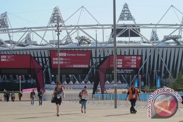 WiFi dilarang di lokasi olimpiade London
