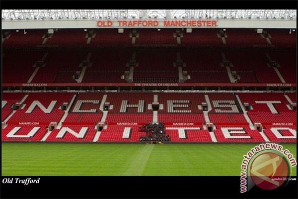 Old Trafford ikut jadi venue