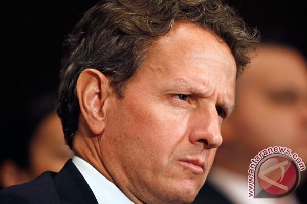 Geithner dan Moscovici bahas krisis zona euro