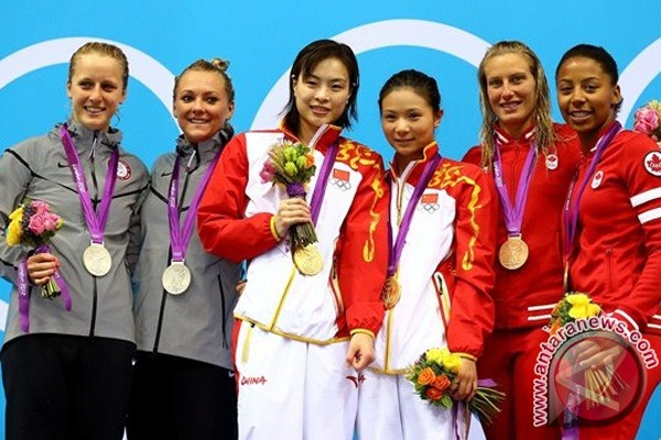 Peloncat indah China Wu catat hat-trick