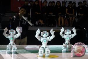 Workshop robotik taman pintar Yogyakarta gandeng universitas di Australia