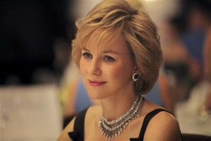 Naomi Watts kesulitan perankan Putri Diana