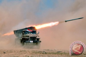 Tentara Suriah incar gudang senjata ISIS di Raqqa
