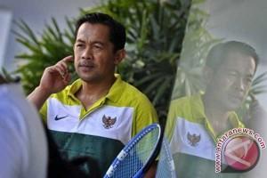 Aji Santoso tak mau Timnas pulang tanpa medali