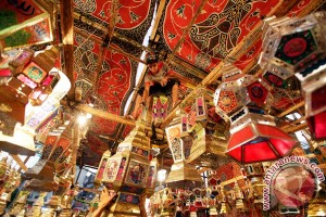 Lentera Ramadhan terangi hati umat muslim Mesir