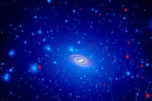 Energi alam semesta menyusut