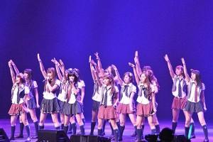 Japan teen girl group AKB48 invites mature applicants