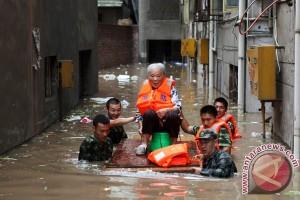 114 orang tewas akibat banjir di Hebei, China