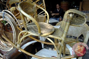 Mebel rotan napi Cirebon tembus pasar ekspor