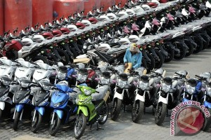 Motor-motor baru tampil di Jakarta Motorcycle Show