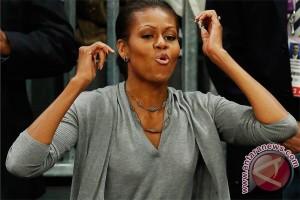 Michelle Obama nge-rap demi peduli pendidikan