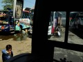 MAKASSAR, 2/9 - PERSIAPAN ARMADA MUDIK. Sejumlah teknisi melakukan perawatan kendaraan persiapan mudik lebaran di Makassar, Sulsel, Rabu (8/8). Untuk menanggulangi lonjakan penumpang arus mudik lebaran yang diperkirakan meningkat H minus tiga menjelang Idul Fitri 1433 H, Dinas Perhubungan Sulawesi Selatan menyiapkan sebanyak 15.642 armada angkutan kota dalam provinsi (AKDP) dan angkutan kota antar provinsi (AKAP) di Terminal Regional Daya dan Terminal Malengkeri. FOTO ANTARA/Sahrul Manda Tikupadang/ed/mes/12