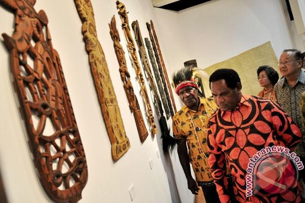 Pekan Budaya Papua Kamoro digelar