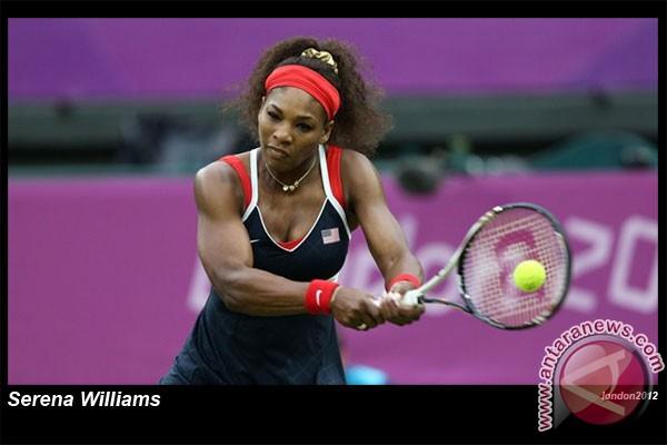 Kerber kalahkan Serena di Cincinnati