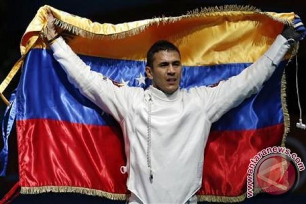Ruben Limardo raih emas pertama Venezuela