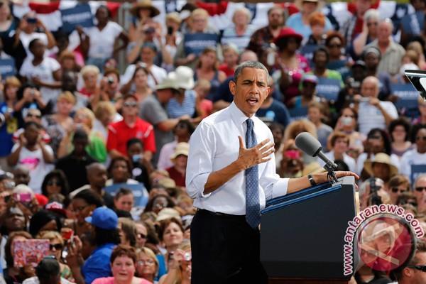 Kampanye Obama lewat aplikasi ponsel