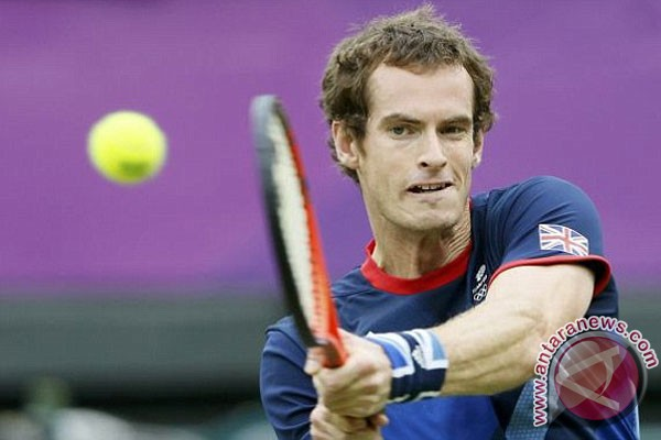 Murray mundur dari Final Tur Dunia ATP