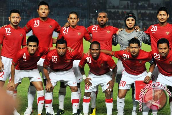 Timnas berlatih di Halim Perdanakusuma jelang Piala AFF