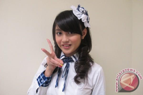 Nabilah JKT48 bahagia jadi murid SMP