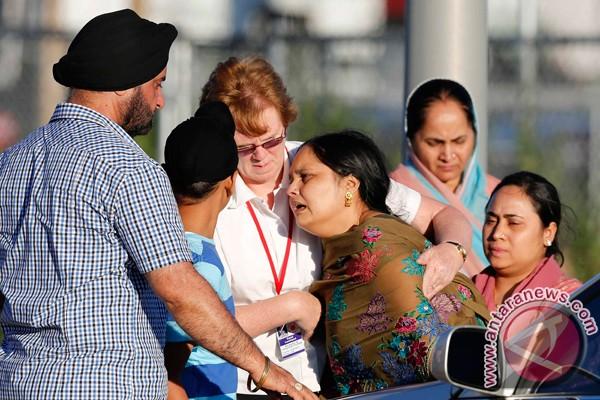 Tersangka penembak kuil Sikh diketahui terkait kelompok rasis
