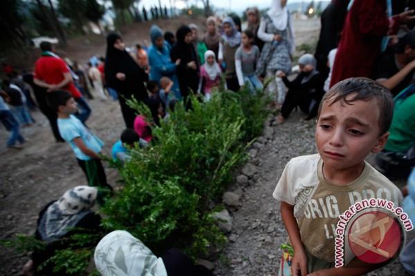 Prancis kirim petugas kesehatan untuk bantu pengungsi Suriah