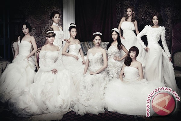 Girls' Generation konser di Jakarta 14 September