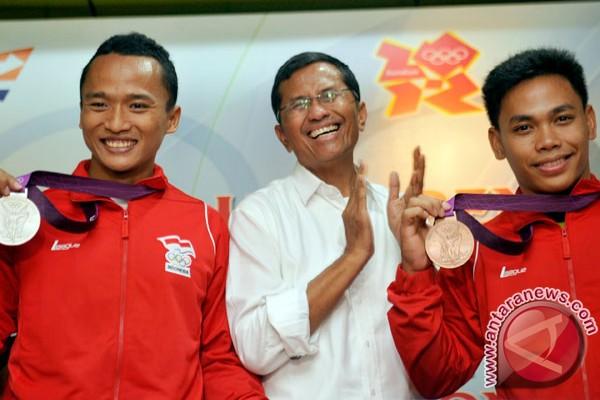 Dahlan Iskan usul foto peraih medali Olimpiade dipajang di kereta