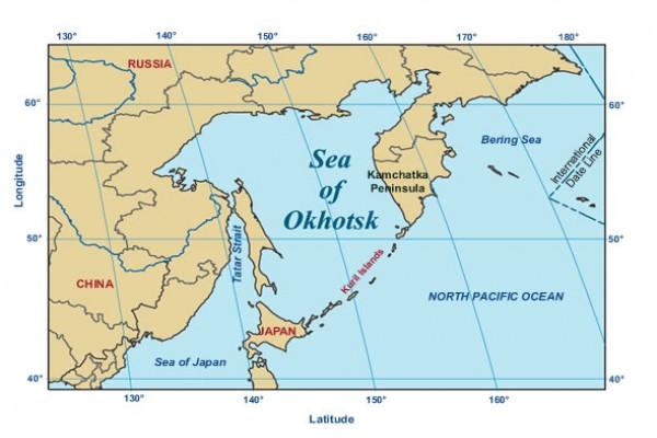 Ilmuwan akan cari ladang metana di Laut Okhotsk