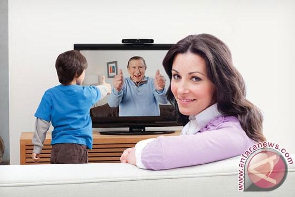 Kolaborasi Logitech-Skype ciptakan 'webcam' TV