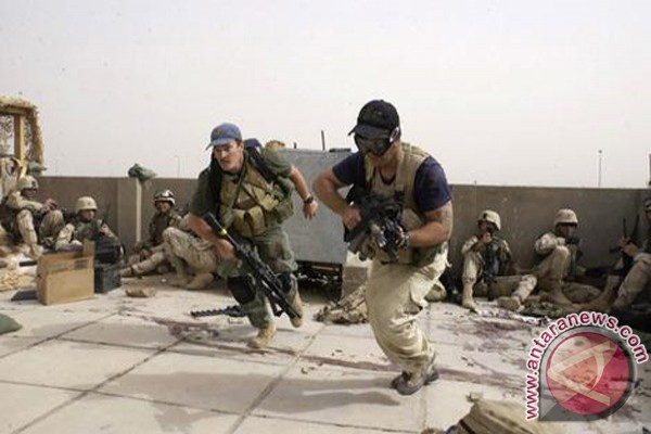 Kontraktor militer bekas Blackwater didakwa jual senjata