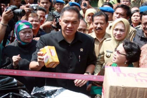 Mendag aktivasi perlindungan konsumen terpadu di Tangerang Selatan