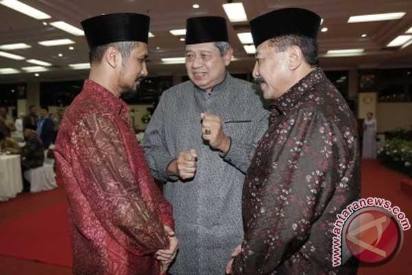 Presiden minta KPK dan Polri berkolaborasi