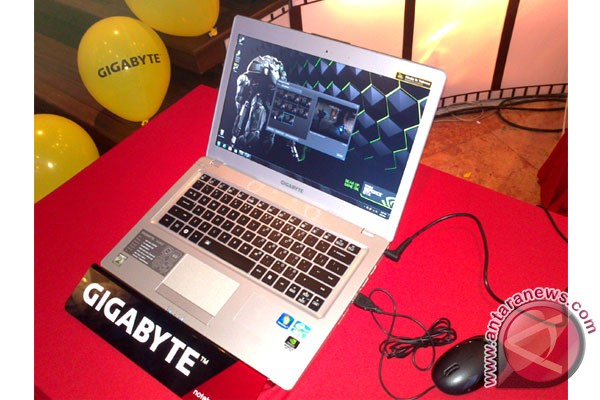 Duo laptop Gigabyte fokus segmen 'game'
