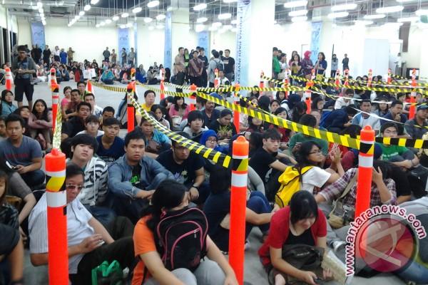 Ratusan penggemar tidak dapat tiket konser SM Town