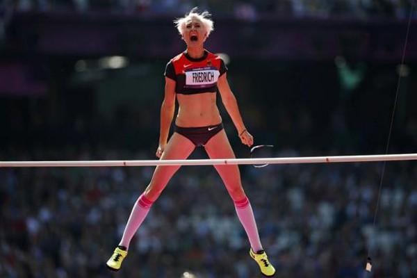 Suara-suara aneh atlet Olimpiade