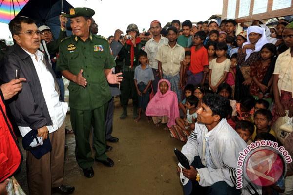 JK diharap jadi utusan khusus untuk Rohingya