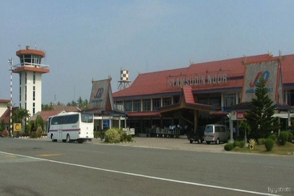 Land cleared for S. Kalimantan airport expansion