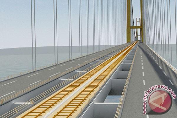 Pembangunan Jembatan Selat Sunda mulai tahun 2014