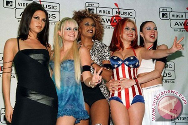 Reuni Spice Girls di Olympic Stadium