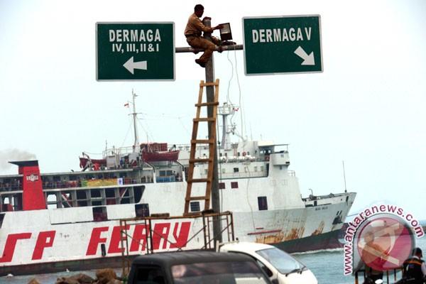 35 CCTV dipasang di Pelabuhan Merak