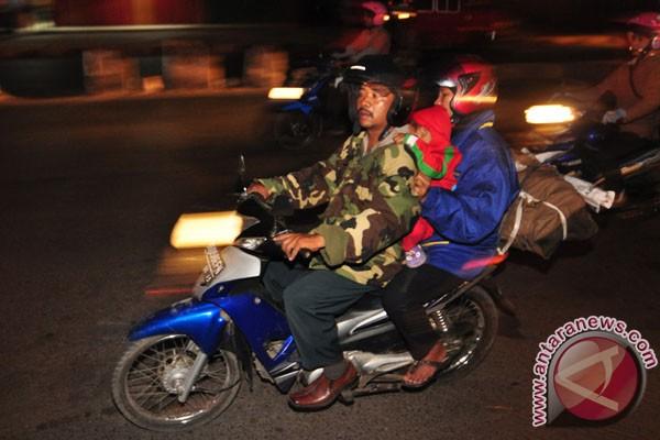 Tidak disiplin perparah kemacetan jalur mudik