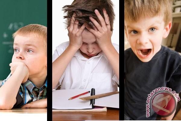 Umum didiagnosis pada anak-anak usia pra-sekolah. (antaranews/grafis