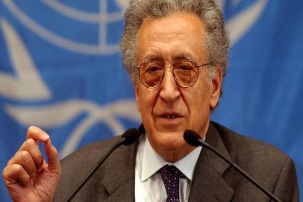 Turki sambut Brahimi sebagai perantara baru krisis Suriah
