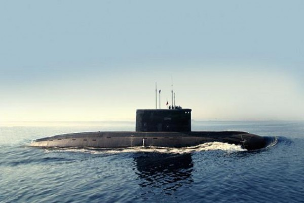 Russia to lay down new diesel sub for black sea fleet